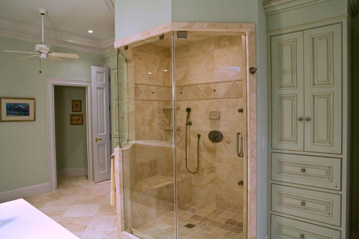 bathroom portfolio of kitchen and bath concepts design